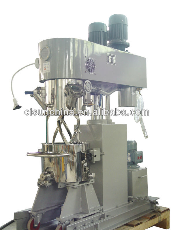 helical blade/agitator planetary mixer (Explosion proof Type)