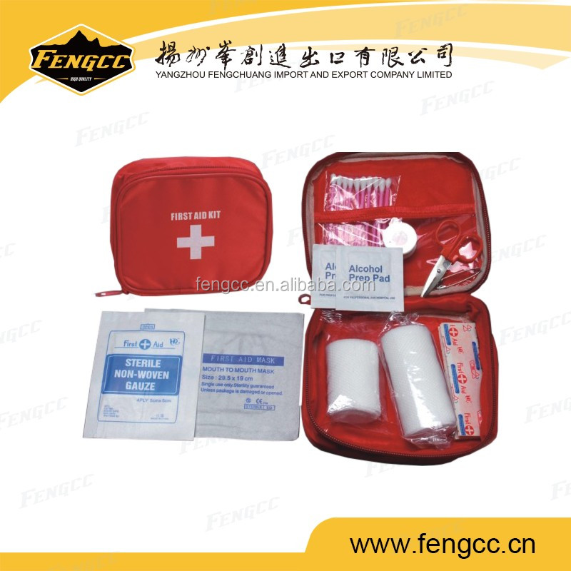 2016 New Design Aid Kit , Small First Aid Kit