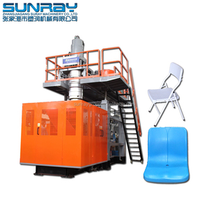 BUS seat making Machine seat Extrusion blow molding machine
