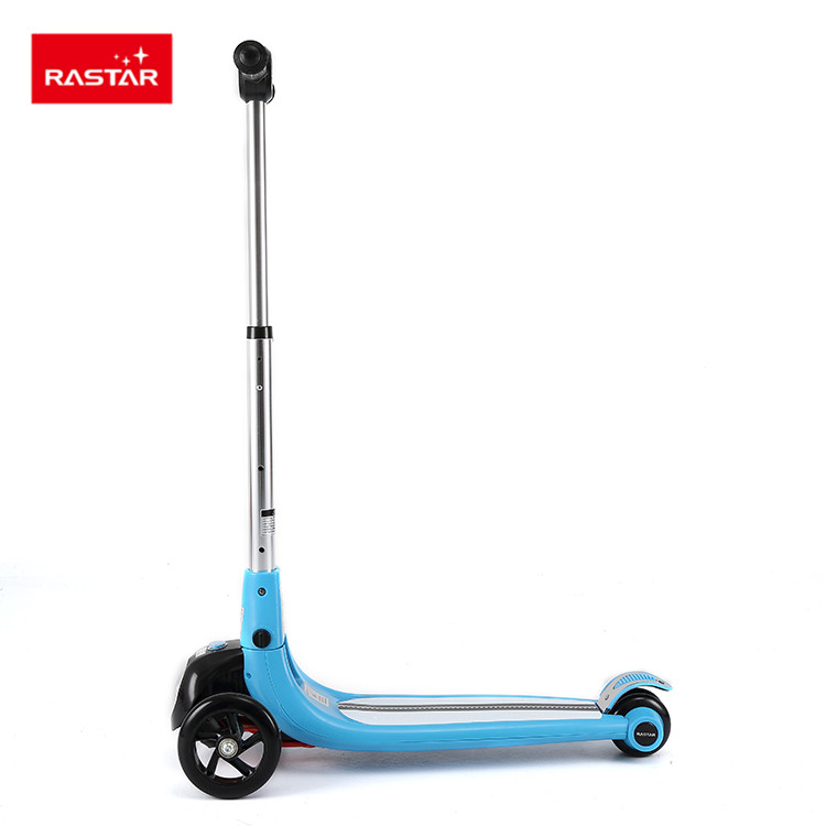 Rastar Adjust height three wheel child kick scooter