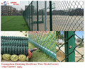 Guangzhou factory directly selling good quality used chain link fence panels ZX-GHW22