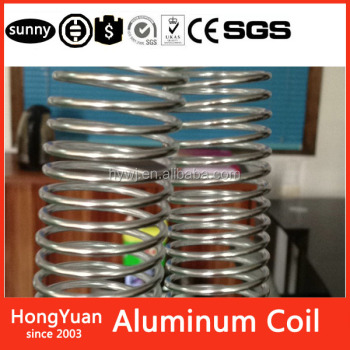 "Hot Sale New Binding Supplies Project 7/16"" Metal Spiral Coil Binding Supply - Aluminum - by BindingStuff - Binds Easy"