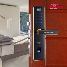 Modern Classic Security Nfc Rfid Access Control System Intelligent smart Digital Fingerprint Door Lock for Villa garden