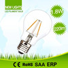 Energy Saving Filament Led Bulb A60 4W COB Filament Led Bulb Replacement of 40w Incandescent Lamp