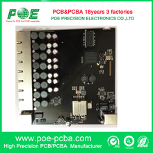 China manufacturing printed circuit board of pcb prototype and multilayer pcba assembly
