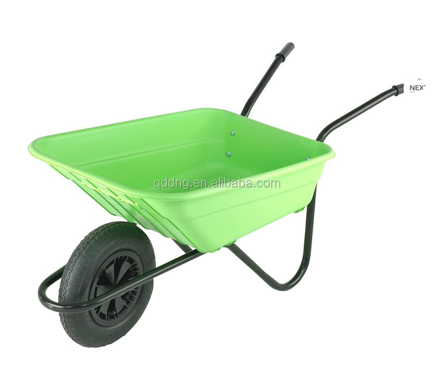 plastic wheel barrow /construction wheel barrows , single wheel barrow