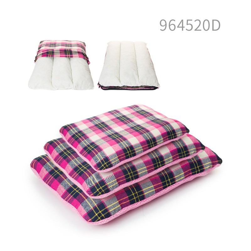 High quality disposable custom design thick memory filling pet sleeping bed pad