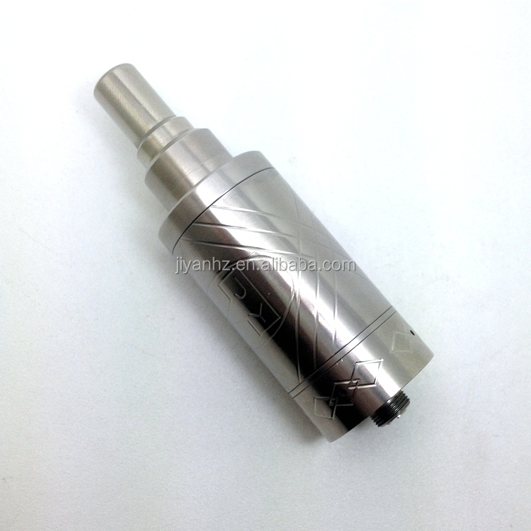 Non -standard OEM stainless steel pipe smoking parts electronic cigarette parts