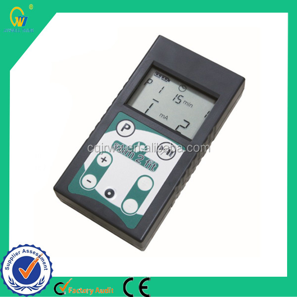 2014 CE Aprroved Functional Massage Jiajian Electric Stimulator Tens for Cellulite Reduction