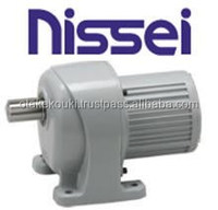 Reliable and High quality 100 watt dc brushless gear motor NISSEI at quick delivery
