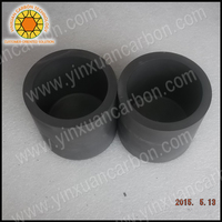 Cheap pricing and durable high purity graphite crucible