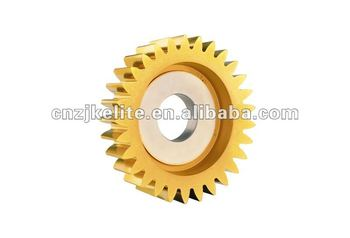 DISC TYPE STRAIGHT TEETH GEAR SHAPING CUTTER M1-16