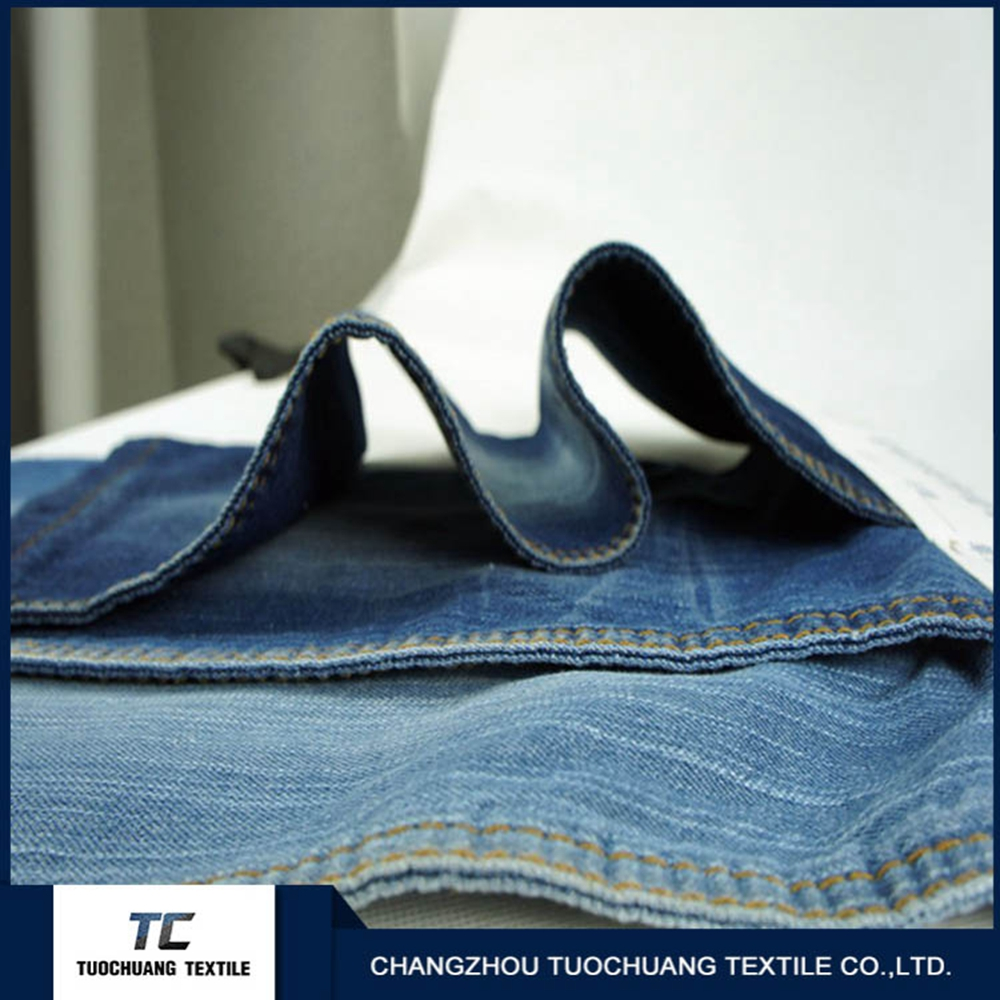 Changzhou selvedge denim fabric manufacturer wholesale 2016 hot new products