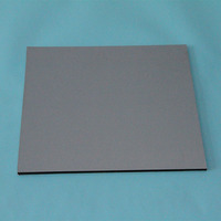 lightweight compact resistent acm board aluminum composite panel