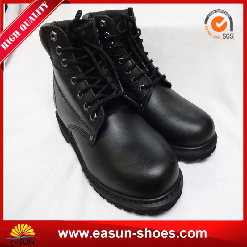 Light Weight Work Shoes Rubber Safety Boots Work Shoes Mens