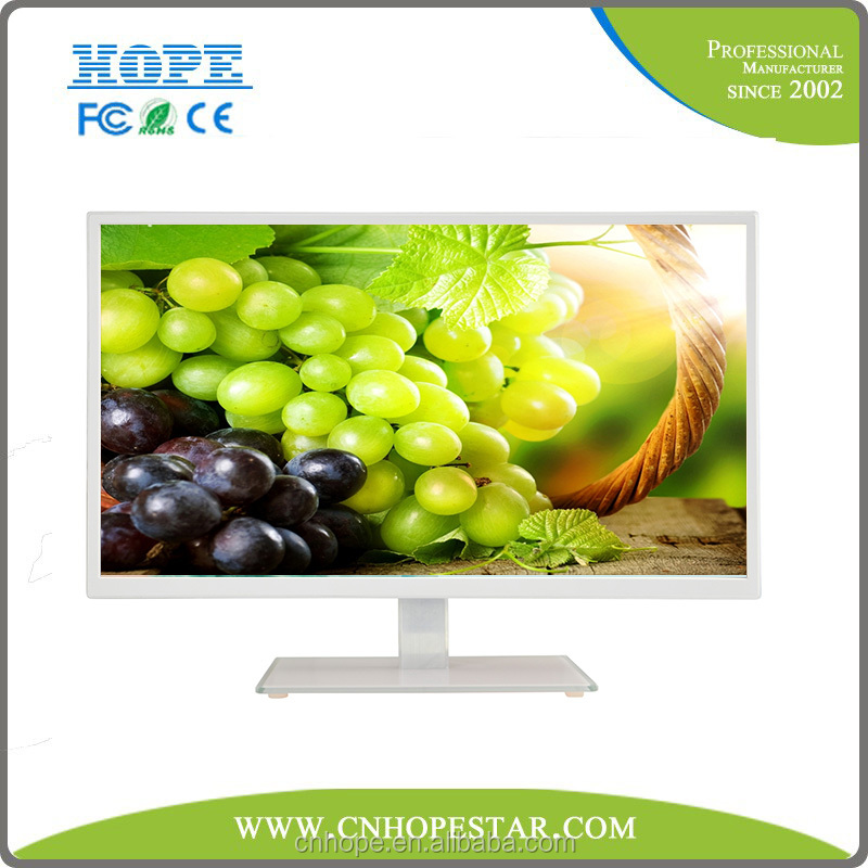 "High definication 1080P 24"" inch led TV monitors with top quality"