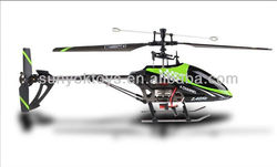 FX078 4CH 2.4G middle Alloy with Gyro Single-blade RC helicopter