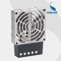SAIP/SAIPWELL mini Electronic industrial usb heater fan with CE