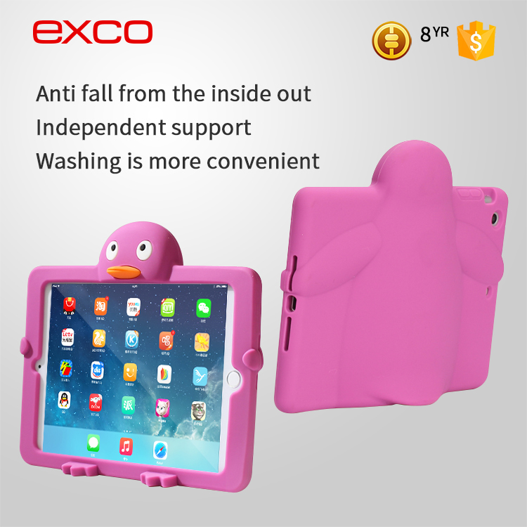 EXCO wholesale custom sicilion soft washable arabic keyboard unbreakable case for ipad