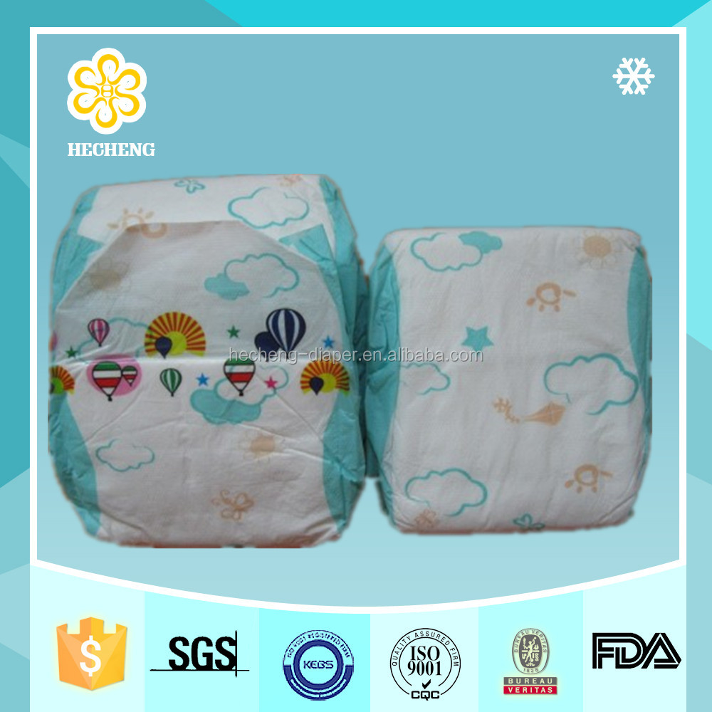 HC215 european baby diapers kid diapers