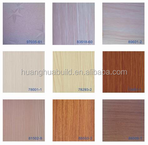 melamine wall panel Wooden Grooved Acoustic Panel for auditorium/airport/meeting room
