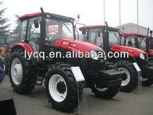 YTO 70-90hp 4wd big tractor / agro tractor price