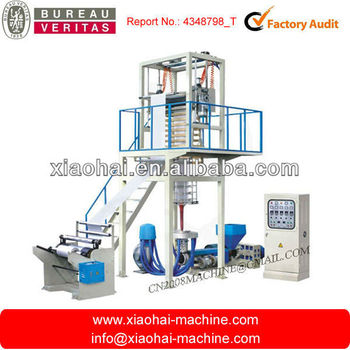 Biodegradable film blowing machine For Plastic Bag