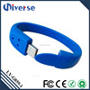 Promotional Best Price USB Bracelet Wholesale with Logo Printing