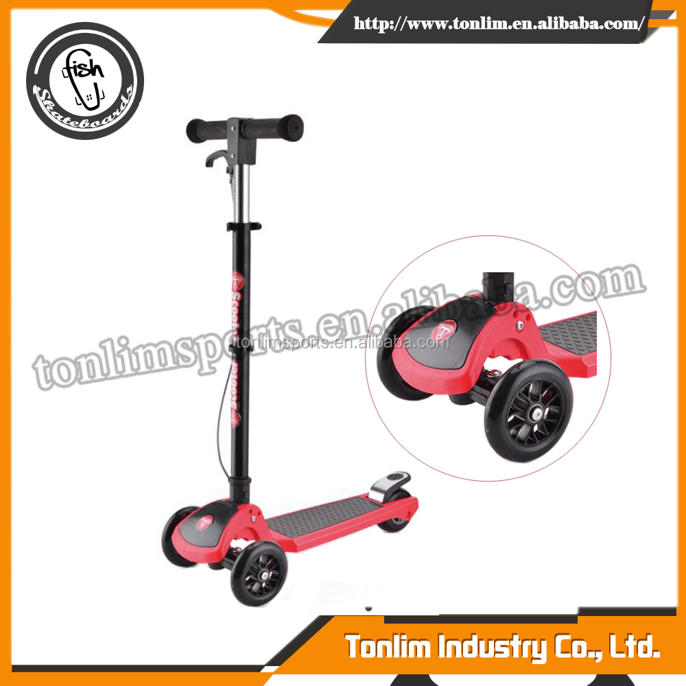 travel e-kids scooter