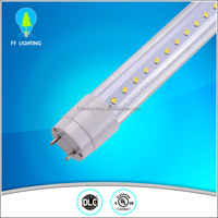 Shenzhen FY UL clear cover led tube T8 work with electronic ballast, Inductance rectifier and direct passage of current