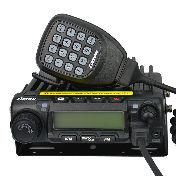 LT-588uv long range 20w/50w/60w walkie talkie 10km dual band mobile radio