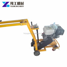 YG-180 Asphalt Concrete Pavement Crack Grooving Machinery,Road Slotting Machine