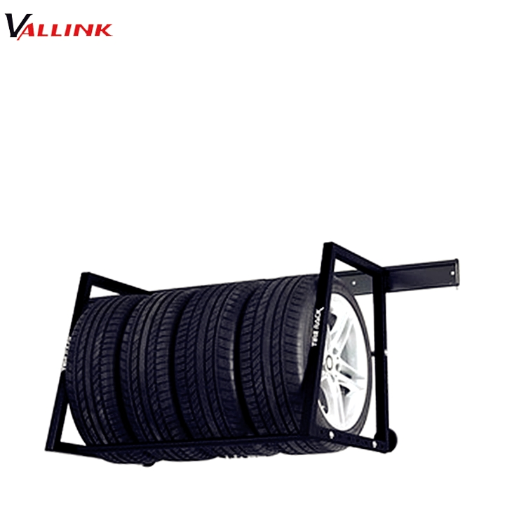 New Products Design Wall Mount Tire Storage Stacking Rack