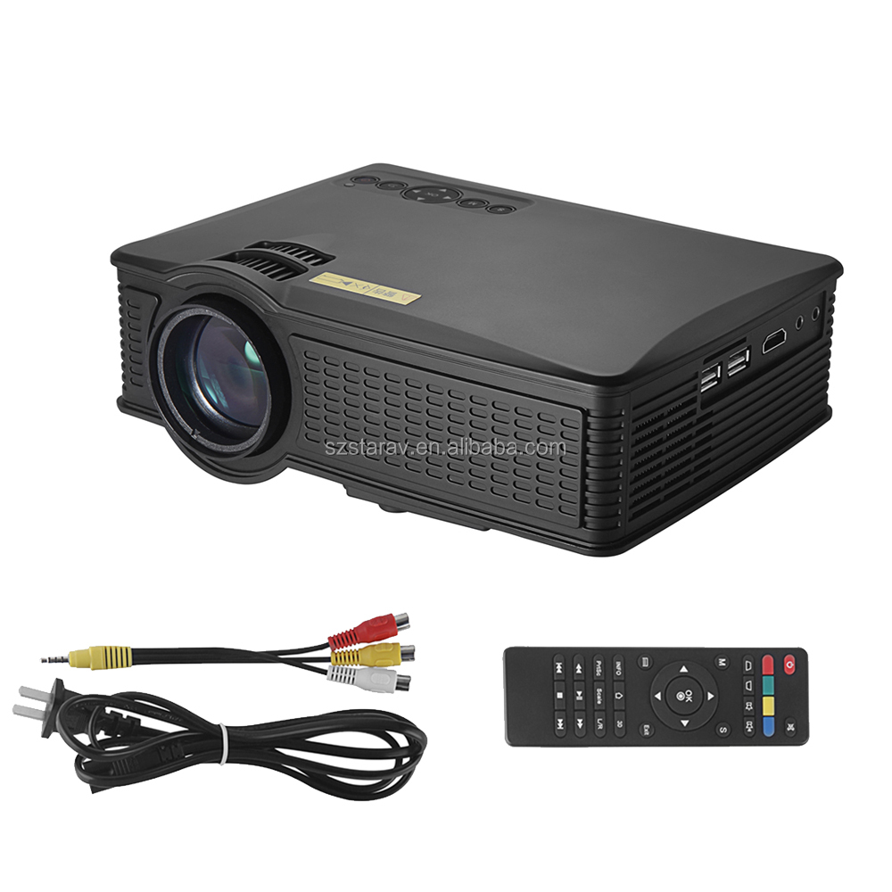 SD50 Home use multimedia digital LCD LED projector