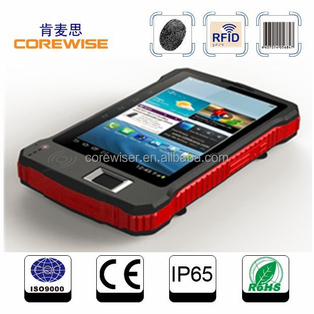 OEM Industrial android 4G tablet pc,tablet with rfid reader,handheld qr code scanner,android barcode scanner terminal