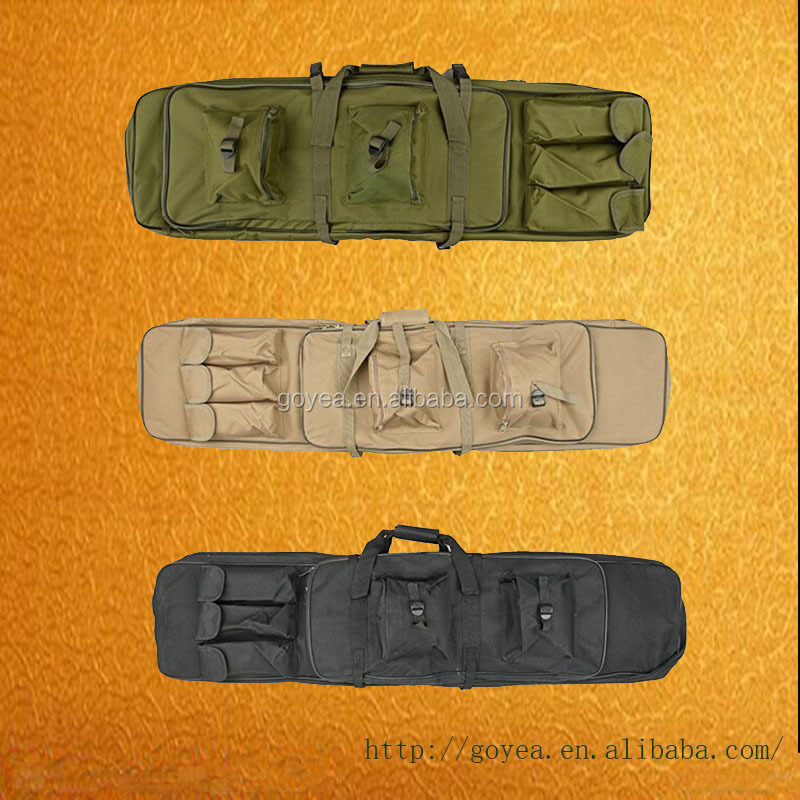 High quality 120cm,100CM,85CM Outdoor Military Hunting Backpack Tactical Air gun Rifle Square Carry Bag Gun Case