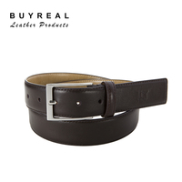 Mans Top Grain Leather Belt