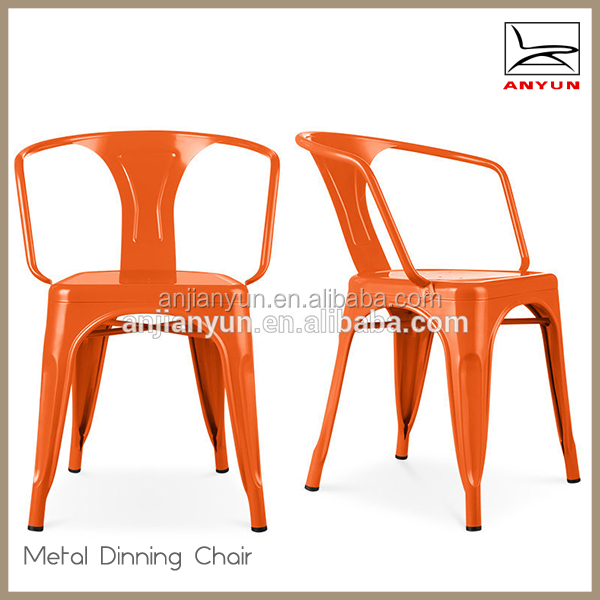 Hot sale modern design metal outdoor chair frames
