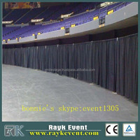 rental pipe and drape cheap price telescopic upright crossbar