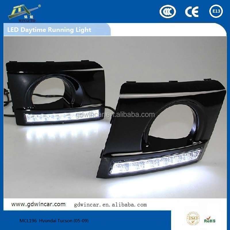 Super Led Working Light For Hyundai Tucson 2005 To 2009