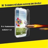 High quality for samsung s4 tempered glass screen protector manufacturer, new tempered glass screen protector for samsung s4