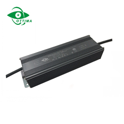 100w 150w 200w 12v 24v 36v 48v triac dimmable constant voltage led driver waterproof