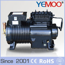 15 hp YEMOO semi-hermetic piston Copeland refrigeration freon r134a rotary compressor