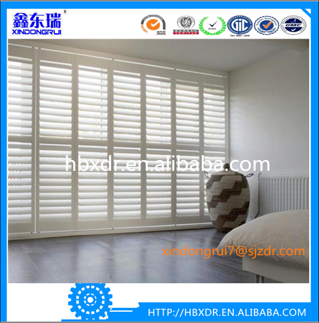 China Manufacture High Quality Magnetic Window Blinds/Aluminum Window Blinds frame