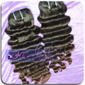 2014 New arrival fashionable ombre water wavy hair extension on sale