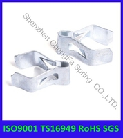 ISO9001,TS16949 spring clip hardware