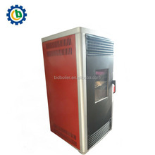 Hydro Pellet Stove with Water Circulation Heating Radiator
