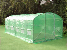 6 x 3.5 x 1.95m Polytunnel Greenhouse Pollytunnel Poly Tunnel Green House