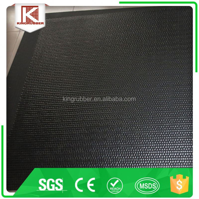 Oil Proof Customized Size Industrial Rubber Sheet