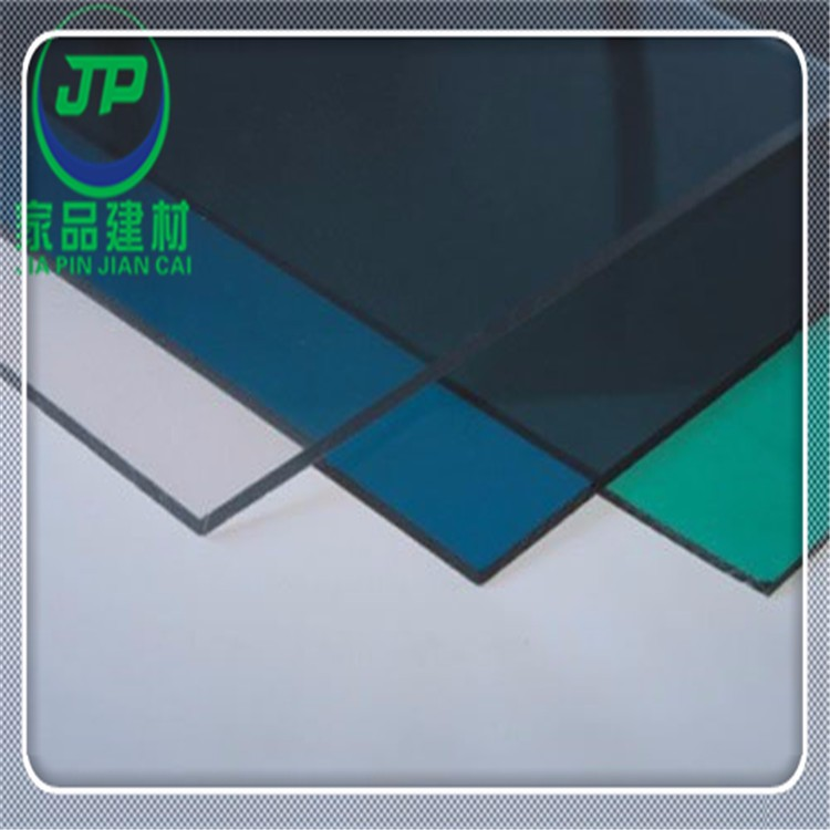 3mm clear Polycarbonate Embossed Sheet